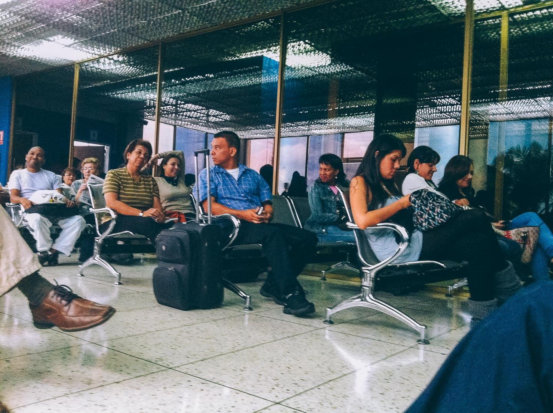 Aéroports au Venezuela