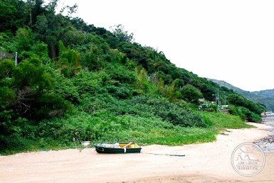 Barque Lamma Island Hong Kong