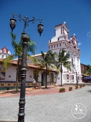 Eglise de Guatape Colombie