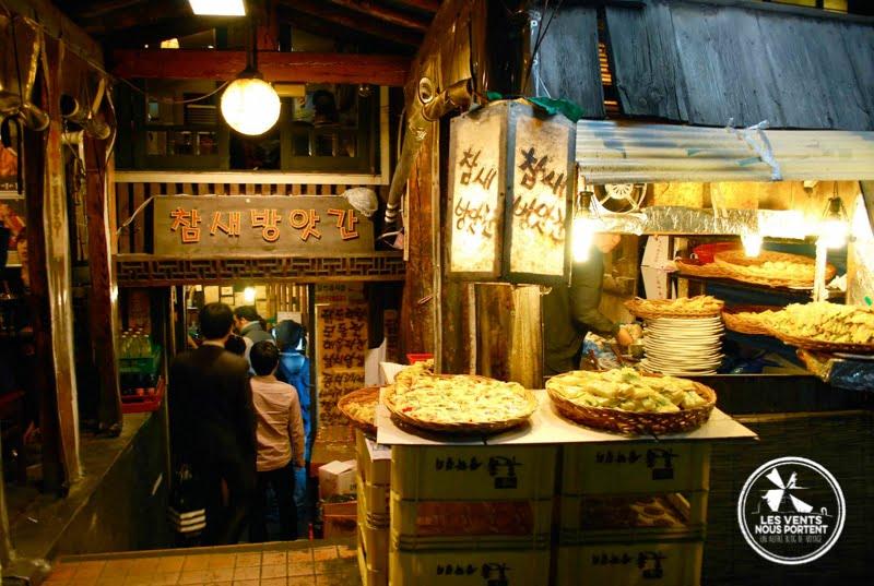 Restaurant Seoul Coree-du-sud