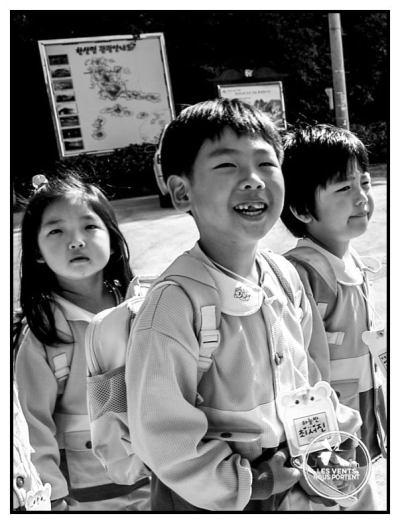 Hansando Voyage Coree du Sud