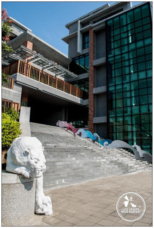 Université de Taipei Voyage Taiwan