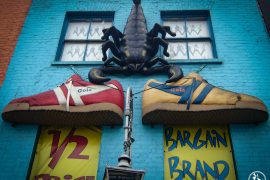 Camden Town photos de Londres blog de voyage