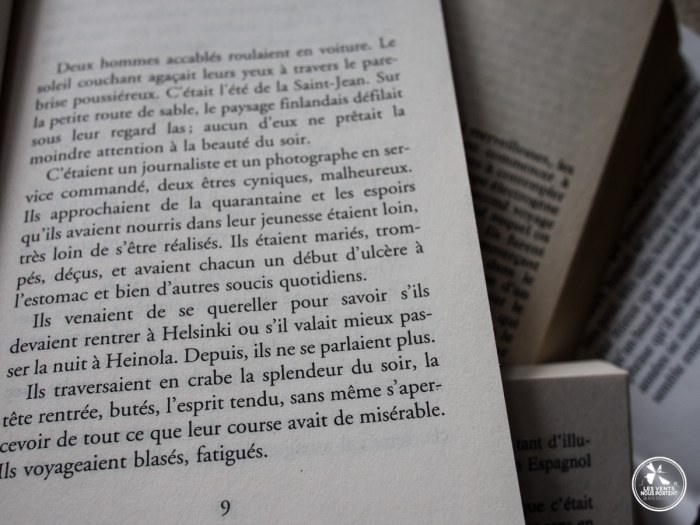 Le lièvre de Vatanen Un livre une destination blog de voyage