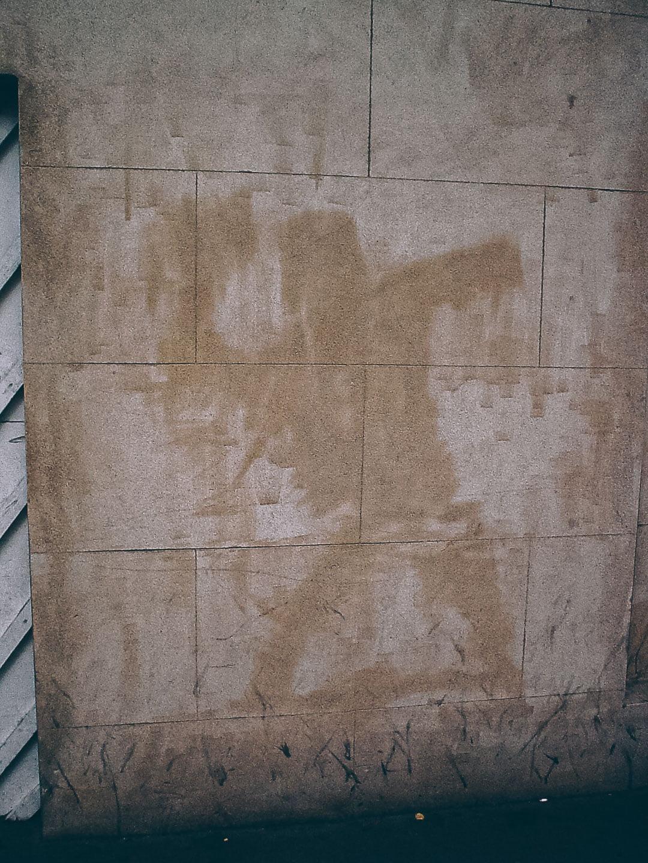 Banksy, oeuvre de street art à Londres