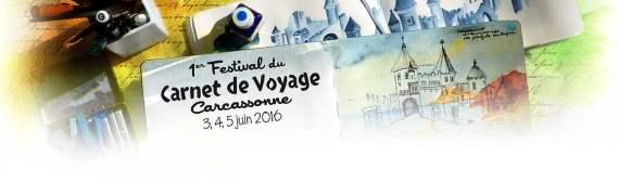Festival Carnet de Voyage Carcassonne 2016