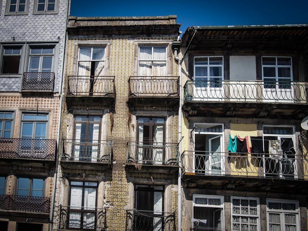 vieille façade