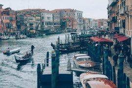 vue du grand canal depuis le rialto blog de voyage à venise