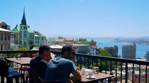 restaurant fauna cerro alegre à valparaiso chili