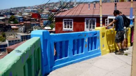 visiter valparaiso et ses couleurs en voyage aux chili