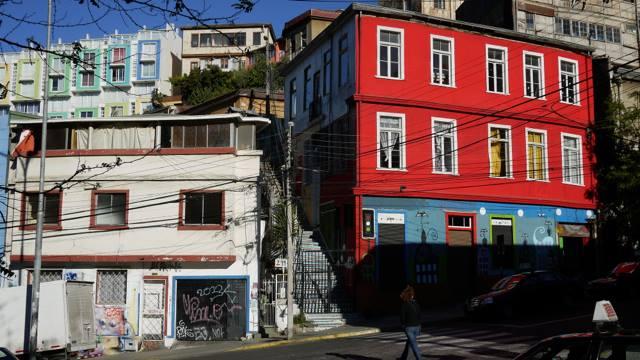visiter valparaiso et ses maisons colorés au chili