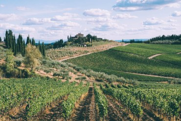 road trip dans le chianti en voyage en Toscane