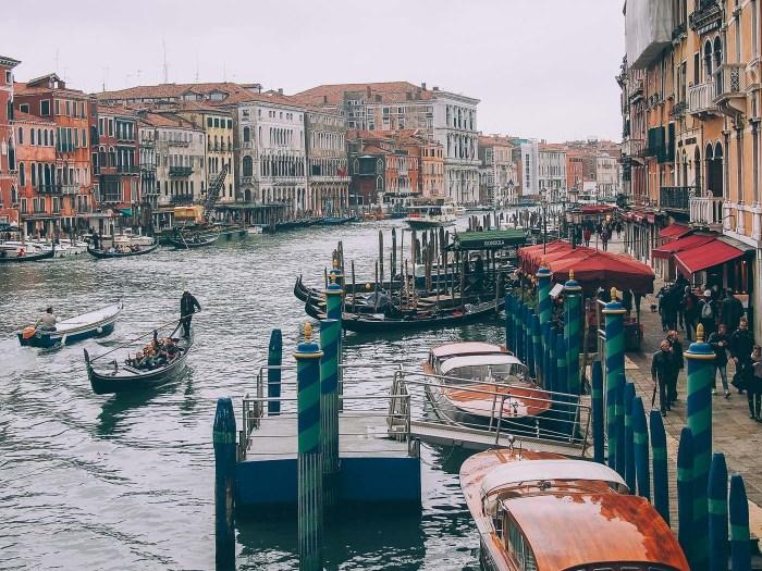 Grand Canal, Visiter Venise, voyage en Italie