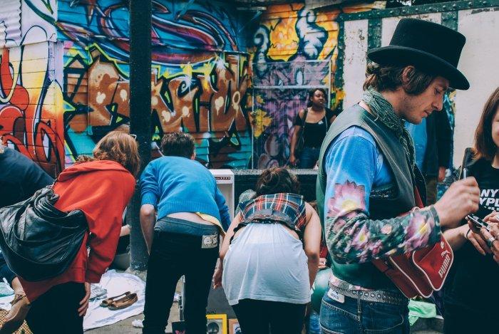 Visiter Shoreditch et Bricklane à Londres
