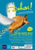 Affiche Dehors ! 2015