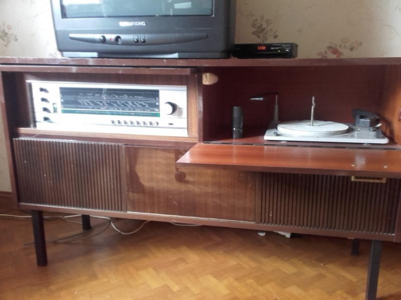 meuble hifi vintage les vieilles choses