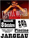 """8 Octobre 2016 Jekyll Wood à Jargeau """"Piscine Municipale"""""""