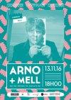 """13 novembre 2016 Mell, Arno à Orléans """"Astrolabe"""""""