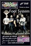 "26 fevrier 2016 Fool System à Orléans ""Mavrica"""