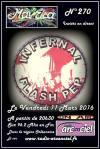"""11 mars 2016 Infernal Flash Pep à Fleury les Aubrais """"Mavrica"""""""