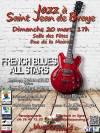 """20 mars 2016 French Blues All Stars à Saint Jean de Braye """"Salle des Fêtes"""""""