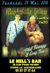 """27 mai 2016 Phil Twangy & Long Tom à La Souterraine """"Le Hell's Bar"""""""