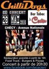 """28 mai 2016 Chillidogs à Checy """"Le Cacien"""""""