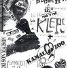 """29 Décembre 1990 les Kleps, Kamaloozoo à Orléans """"L'hookipa"""""""