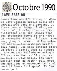 1990_10_BruitsDefendus_Demo_CaveSession