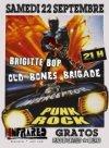 "22 septembre 2012 Brigitte Bop, Old Bones Brigade à Orléans ""Infrared"""