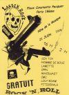 """21 juin 2008 Sex Toy, Hommes de Boue, Lamitte, CPPN, Whodunit, CM2, Loly Boam, Fitzgerald à Paris """"Place Constantin Pecquer"""""""
