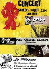 """20 aout 2011 No More Back, Crash à Corquilleroy """"Le Phenix"""""""