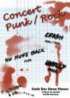 """1er Octobre 2011Unruly, No More Back, Crash à Puiseaux """"Café des 2 Places"""""""