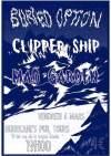 "6 mars 2015 Mad Garden, Clipper Ship, Buried Option à Tours ""Hurricane's Pub"""