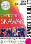 16 juillet 2016 Skawax à Beaugency