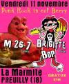 """11 novembre 2016 Brigitte Bop, M 26-7 à Preuilly """"La Marmitte"""""""
