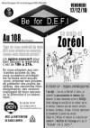 """17 decembre 2010 Zoreol à Orléans """"le 108"""""""