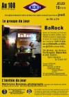"""10 novembre 2011 BaRock à Orléans """"le 108"""""""