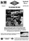 """9 decembre 2011 Babylon Orkestar à Orléans """"le 108"""""""