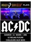 """11 mars 2017 Gone Rockin à Chilleurs Aux Bois """"Relais Fleuri"""""""