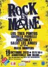 """19 Octobre 2013 Mass Dumpers, Salut Les Anges, Justin(e), Guerilla Poubelle, Los Tres Puntos à Aigrefeuille Sur Maine """"Salle des Richardières"""""""