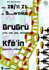 "20 novembre 2013 Kfe'In, GruGru à Orléans ""5eme Avenue"""
