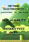 """11 decembre 2014 Seal Of Quality, Jacques yves de 45 à Orléans """"5ème Avenue"""""""