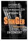 """8 decembre 2017 Stinger à Passy """"la Codalie"""""""