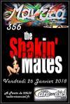 """26 janvier 2018 the Shakin'Mates à Fleury les Aubrais """"Mavrica"""""""