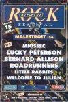 15 juillet 1995 Miossec, Lucky Peterson, Bernard Allison, Roadrunners, Little Rabbits, Welcome To Julian à Malestroit