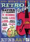 29 juillet 2018 Davina et les Vagabonds, The Rechords, Walter Broes & the Mercenaries, The Daisy Pickers, The Rhum Runners, Uncle Charlie, Wave Chargers, Denis Agenet & the Nolapsters, The Swinging Dice, The Twangy & Tom Trio au Mont Dore