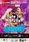 """30 juin 2018 Brainfreeze, Dirty Old Mat, Echopark, GP, The Zuperheroes, Raavni à la Bruffiere """"Parc Point à Pitre"""""""