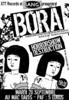 """20 septembre 2005 Bora, Horrorshow Destruction au Havre """"Mac Daids"""""""