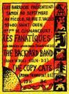 """30 Septembre 2017 Les Fanatiques, The Backyard Band, The Copy Cats à Saint Ouen """"le Picolo"""""""